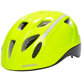 Alpina Ximo Flash Helmet Juniors be visible reflective